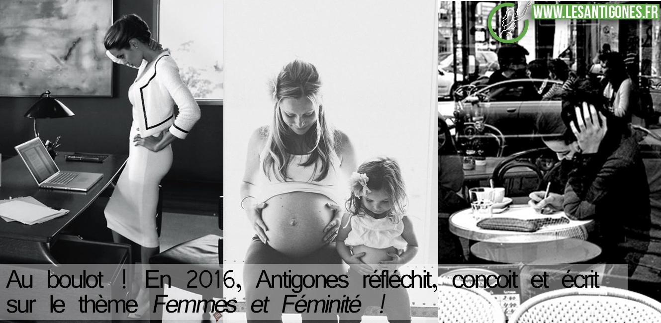 féminités femmes travail grossesse créativité