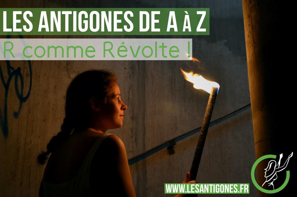 Les Antigones de A à Z